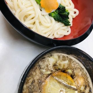 つけ鴨うどん(並)(鴨錦 元町店 )