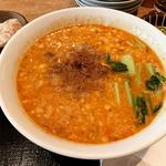 麺御膳(担々麺)