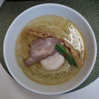 塩らぁ麺(麺や金時 )