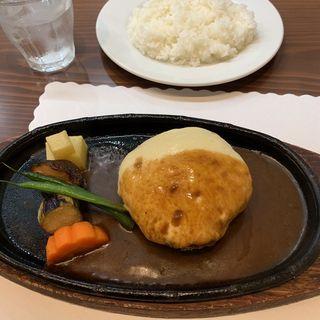 ハンバーグステーキ FUJIYA風