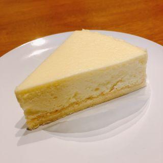 白スフレチーズ