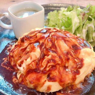 FLAっとオムライス(CAFE FLAっと)