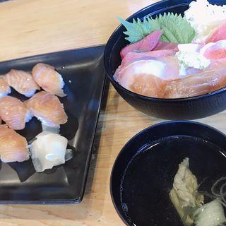 島丼(寿し光 (すしこう))