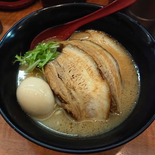 特製豚バラ白湯麺