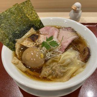 (麦と麺助 新梅田中津店)