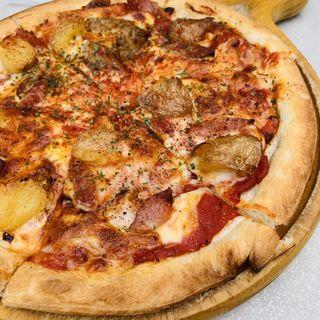 ニューヨークチーズピザ(世界のビール博物館 東京スカイツリータウン・ソラマチ店 )