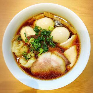 醤油特製らぁ麺