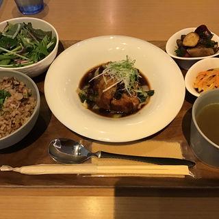 石垣島産南ぬ豚の角煮セット(旬穀旬菜 (しゅんこくしゅんさい))