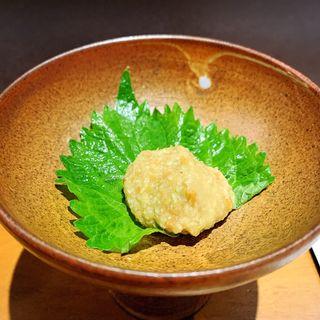 梅わさび(伊勢海老蕎麦 清正)