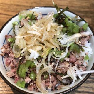 そぼろご飯(麺壱 吉兆 )