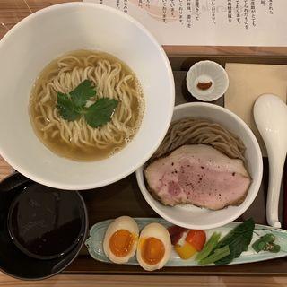イケ麺 kasane combo  のどぐろ 放牧鶏の煮玉子入り(自家製粉石臼挽き小麦 洛中その咲)