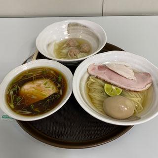 醤油つけ麺 (京阪百貨店守口店催事)