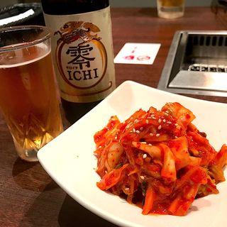 キムチ(牛兵衛 西庵)