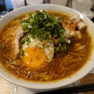 カレーラーメン(ブラウンオニオンカレーファクトリー (brown onion curry factory))
