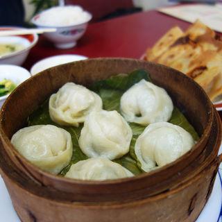 蒸餃子定食(餃子 李(リー))