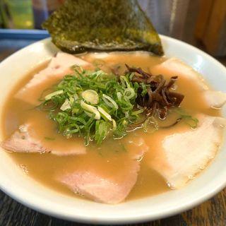 濃厚チャーシューメン(麺処 一修)