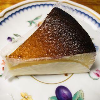 バスクチーズケーキ(オーブン・ミトン)