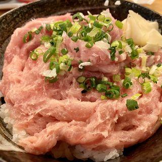 ネギトロ丼(板前寿司 赤坂みすじ通り店 )