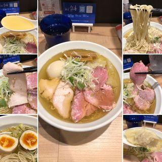 特製塩(麺屋彩音(sign))