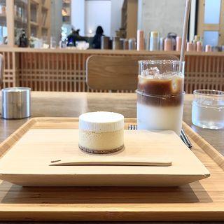 kaikado チーズケーキ(カイカドウ カフェ (Kaikado Cafe))