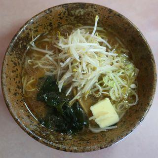 バターラーメン(みそ)
