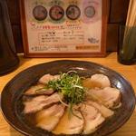 六白黒豚肉醤油(らーめん 彩哲 ~isato~)
