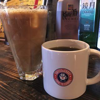 コーヒー(coffee&curry 月と昴)