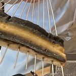 海鰻の白焼き