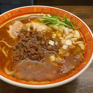 肉みそラーメン(麺や一芯)