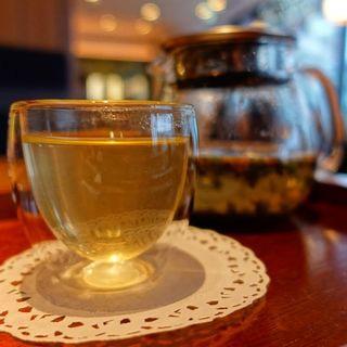 梅と桜・苺の玄米茶