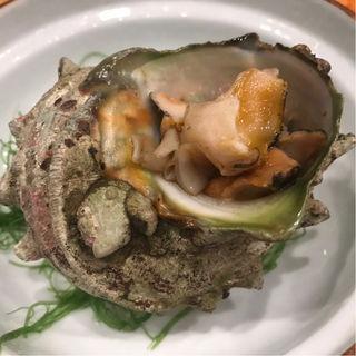 伊勢 栄螺つぼ焼(玉寿司 )