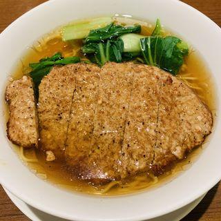 パイクー麺(鼎泰豐 池袋店 (ディンタイフォン))