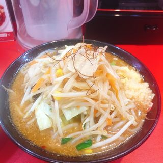 味噌タンメン(赤味噌)