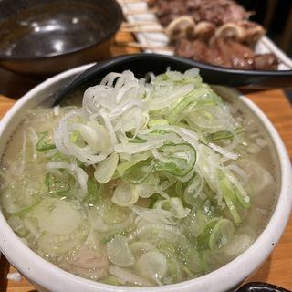 塩もつ煮込み(五反田 ふじ屋)