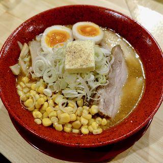 味噌ラーメン彩(札幌ラーメン みそ吟 長居公園店)