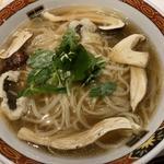 鱧 松茸の中華そば(YAMACHAN)