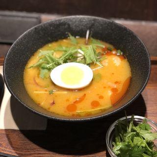 えびのラクサフォー(米麺食堂)
