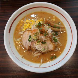 味噌ら〜麺(らー麺 あけどや )