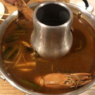 トムヤムスープ(ルンビニ ブッダ)