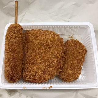 コロッケ(中村屋)