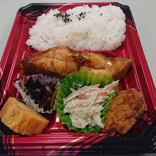 お魚弁当(からすがれい照り焼き)(築地 奈可嶋 ecute立川店)