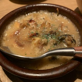 つぶ貝のガーリックバター焼き(ディプント 新宿三丁目店 (Di PUNTO))