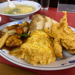 Aランチ(北京料理 松鳳 )