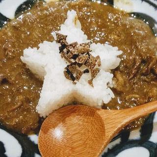 シメのカレー(東京肉しゃぶ家 )