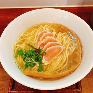 支那そば(大盛り)(麺ゃ しき )