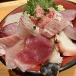 能登の地魚特盛丼