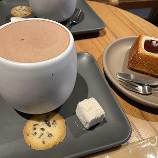 ホットチョコレート(ダンデライオン チョコレート ジャパン (Dandelion Chocolate Japan))