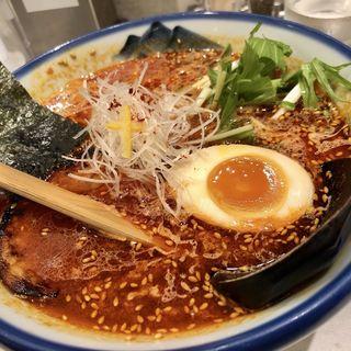 柚子辣湯麺(AFURI 横浜ランドタワー)