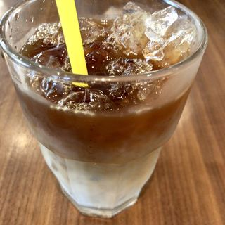 アイスコーヒー(カフェ サルバドル ビジネス サロン (CAFE SALVADOR BUSINESS SALON))