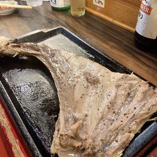 大トロカマステーキ(まぐろ工房・くろば亭)
